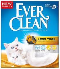 EverClean Lesstrail 6lit