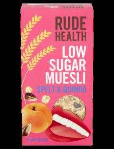 Ny mysli fra Rude Health med lite sukker