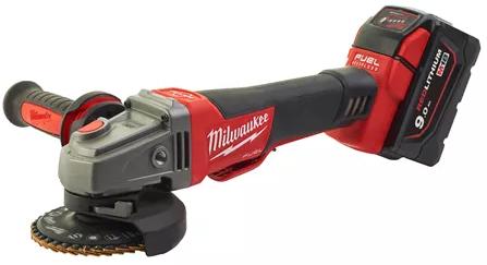 Milwaukee Vinkelslip M18 CAG125XPDB-902X