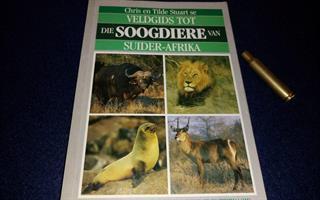 Die soogdiere van Suider-Afrika