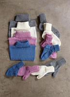 Fuskolle, vantar och sockor i Moshi