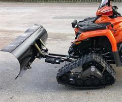 Plogpaket 180cm + hydraulisk plogsväng