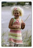 Flickklänning i Tilda