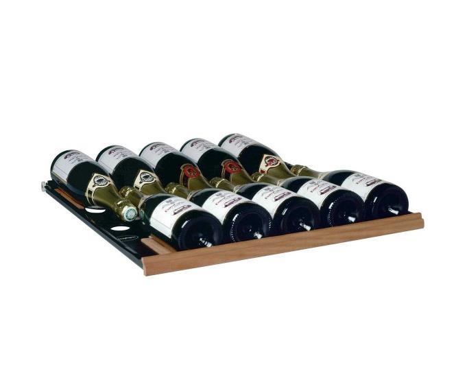 Uttrekkshylle for champagneflasker for Première, Pure, Collection og Revelation serien