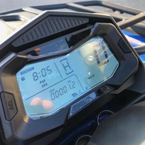 CF Moto 600 EFI EPS (servo)