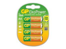 Batteri GP EkoPower, AA LR6 2-p