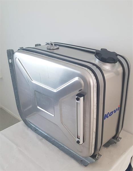 Alumiininen kylmäkoneensäiliö