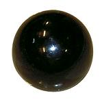 Kula Ø 35 (M8) svart bakelit