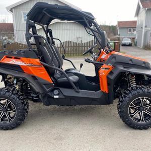 Z-Force 550, traktor A