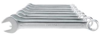 U-ringnyckelsats 10-Delar 10-30mm