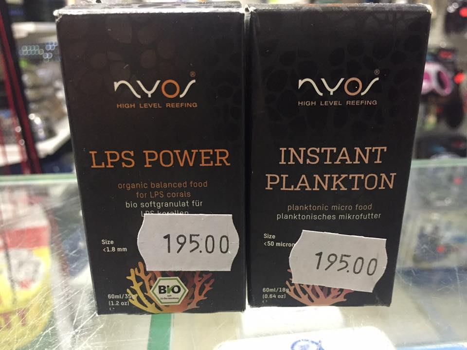 NYOS Instant Plankton 18g