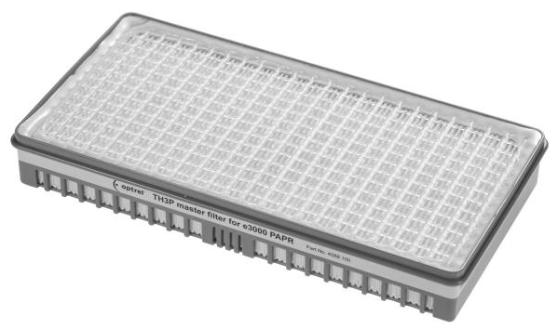 Partikelfilter Optrel e3000