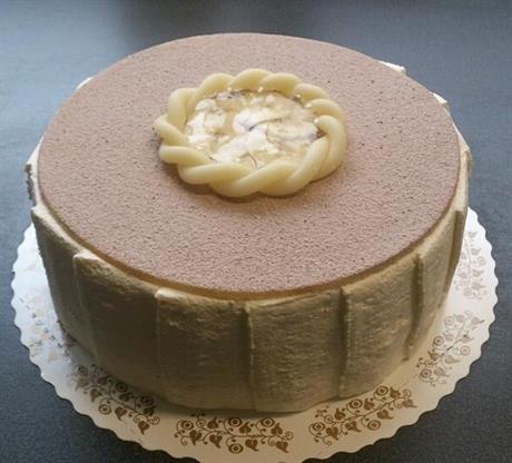 Bananzatårta