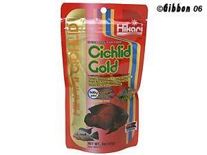 Hikari Ciklid Gold Baby 57g