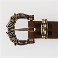 100209B Belte: brunt / brown