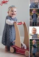 Babyklänning i Lilly