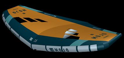 Flysurfer Mojo S-wing.  2,8 Bright