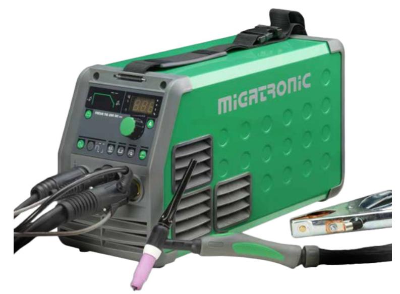 Migatronic Focus Tig 200 DC