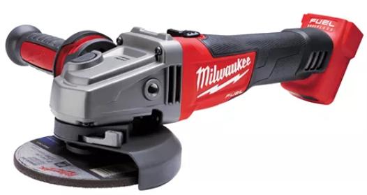 Milwaukee Vinkelslip M18 CAG125X-0X