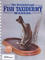 TBT Fish Taxidermy manual