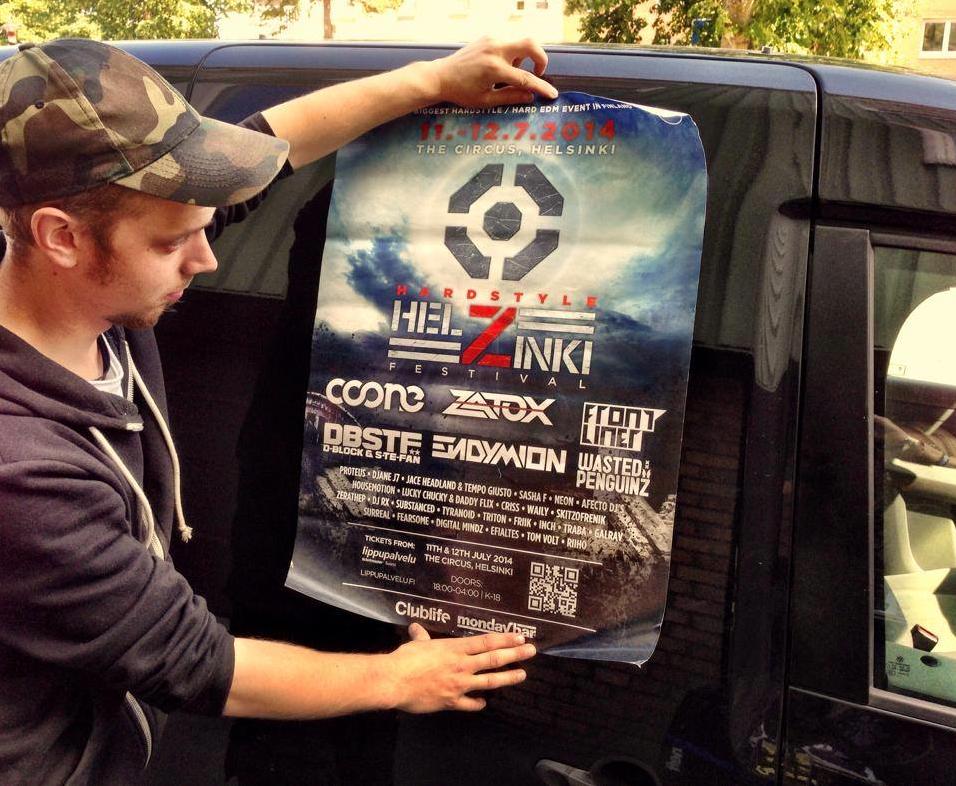 HELZINKI Hardstyle Festival
