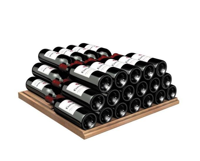 Lagringshylle for Bordeaux flasker for Première, Pure, Collection og Revelation serien