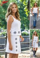 Damlinne och kjol i Lina