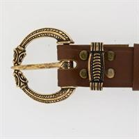100218B Belte: brunt / brown