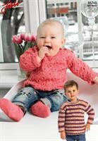 Baby- och barnjumper i Soft Raggi