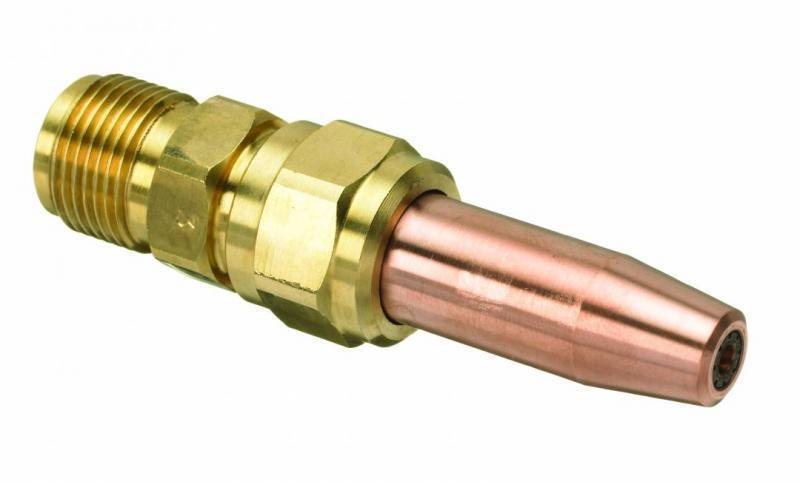 Mejselmunstycke N76, Nr 1 1-6 mm