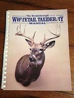 TBT whitetail taxidermy manual