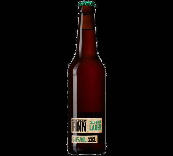 Finn California Lager 5%