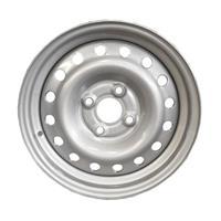 Fälg 5,5J-14H2 4/57/100 Silver Offset +30