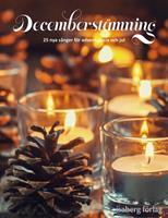 Decemberstämning, bok & cd