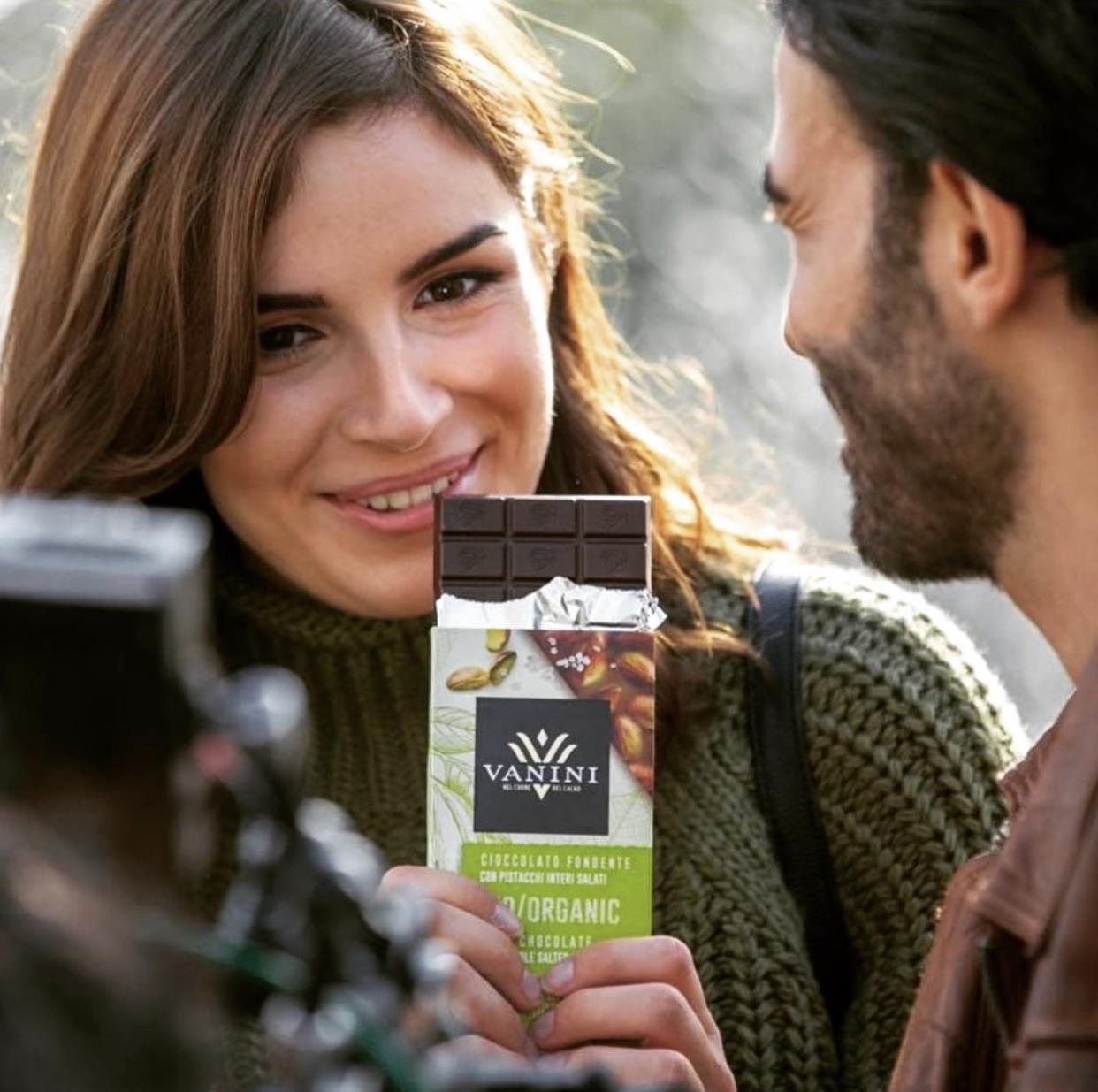 Økologisk sjokolade fra Italia