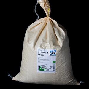 10kg - Hampafrön