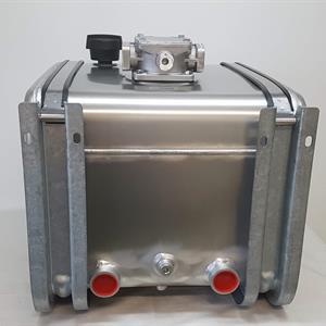 Hydrauisäiliö alumiinia