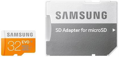 Samsung Micro SD-card 32GB EVO