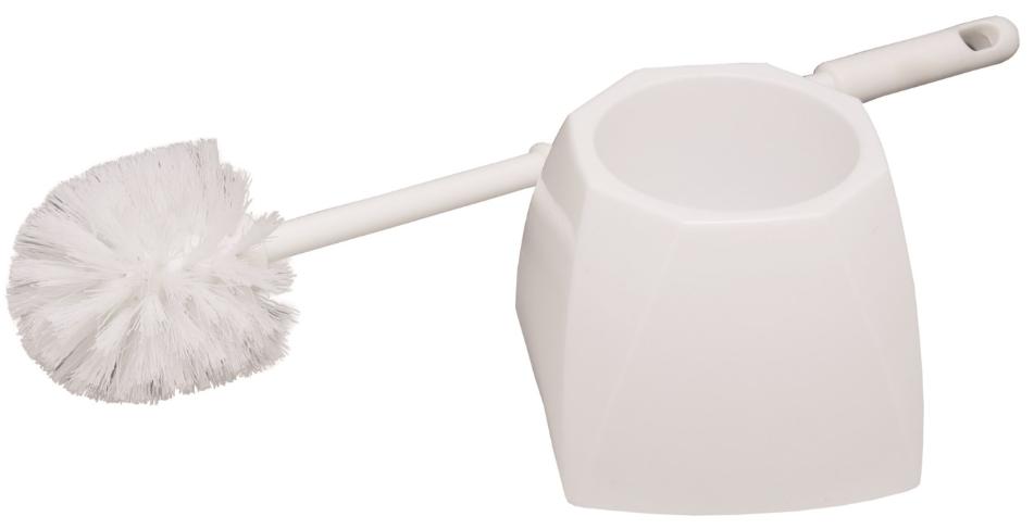 Toalettborste med ställ