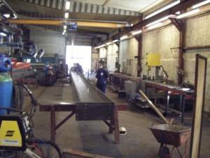Tillverkning i verkstaden