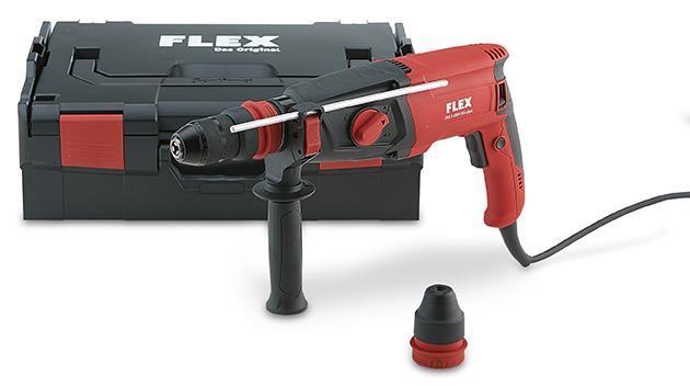 Flex Borrhammare CHE2-28R SDS-Plus