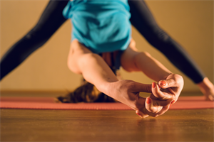 Ashtanga yogaworkshop - egenpraksis
