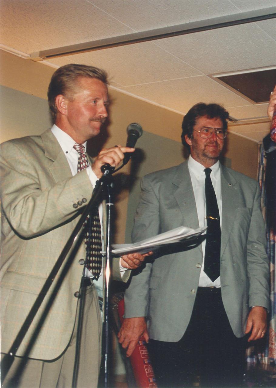 Staffan och Blomqvist