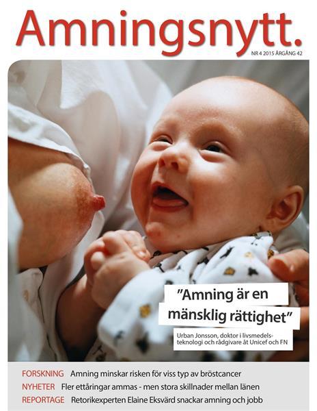 Amningsnytt 2015/4