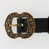 100220 Belte: sort / black
