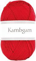 Istex Kambgarn - Rød/Tomat