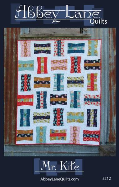 Mr. Kite, Abbey Lane Quilts
