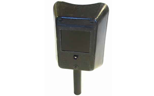 Svetsskärm Handhållen 90x110mm