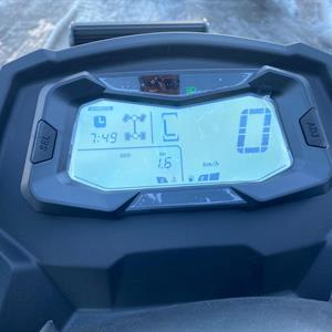 CF Moto 850 Grey Edition