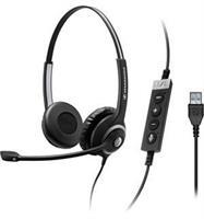 SENNHEISER SC260 Duo USB hodesett